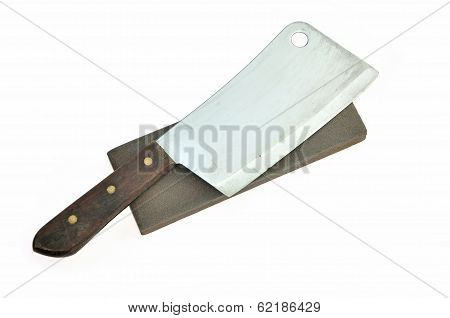 Sharpening Or Honing A Knife