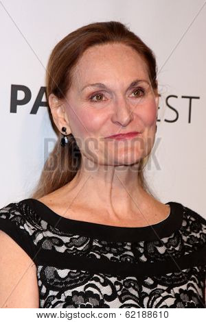LOS ANGELES - MAR 25:  Beth Grant at the PaleyFEST - The Mindy Project at Dolby Theater on March 25, 2014 in Los Angeles, CA