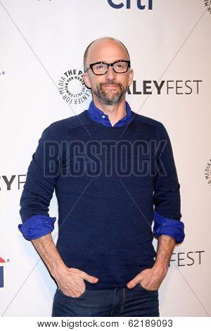LOS ANGELES - MAR 26:  Jim Rash at the PaleyFEST 2014 -