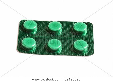 Six Medical Pills