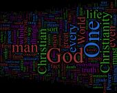 foto of antichrist  - A word cloud based on the  - JPG
