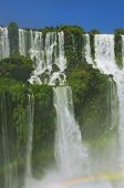 Iguazu Falls, Waterfalls Of The Iguazu River