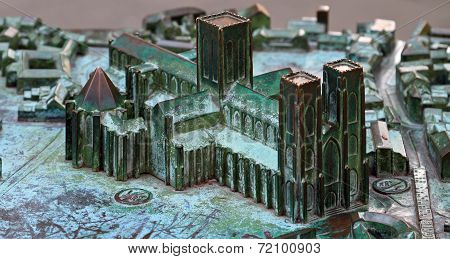 York Minster Model