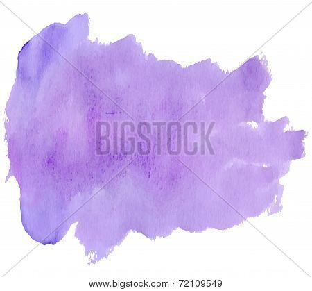 Violet Distressed Ink