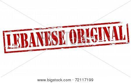 Lebanese Original