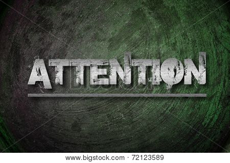 Attention Concept