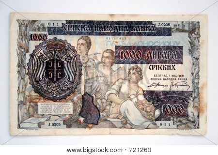 old cash