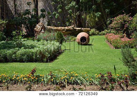 Garden of Monasterio de Santa Catalina