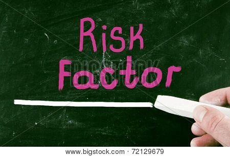 Risk Factor Concept