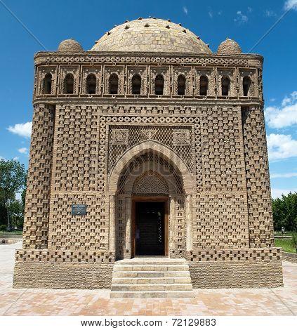 Ismail Samani Mausoleum - Buchara - Uzbekistan