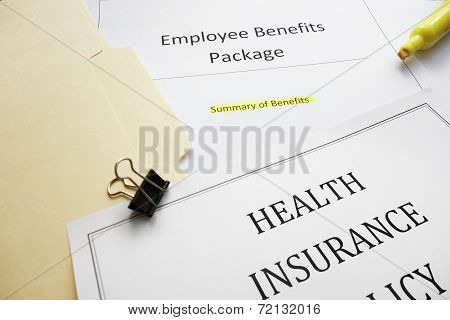 Benefits Docs