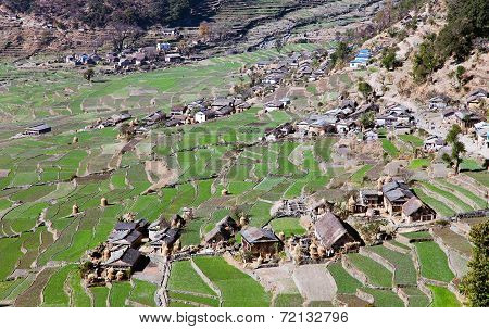 Dogadi Village - Beautiful Village In Western Nepal