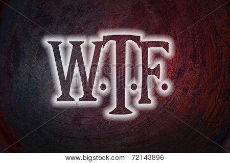 Wtf Concept