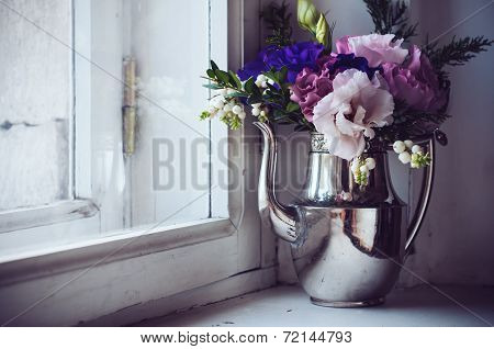 Home Floral Decor