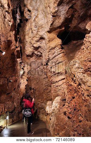 Budapest Palvolgyi Cave