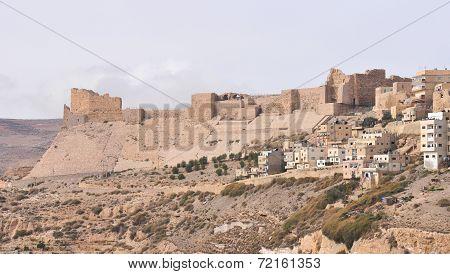 Al Karak/kerak Crusader Castle, Jordan