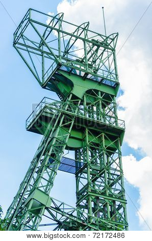 Mines Tower Zeche Carl Funke City Of Essen