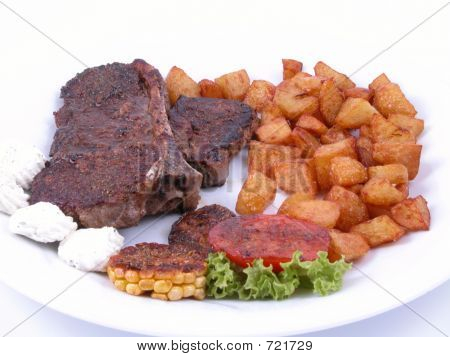 Roasted Beefsteak