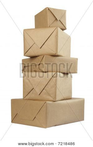 Box Package Wrap