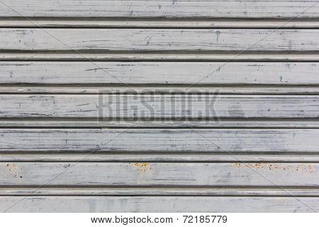 Old Corrugated Metal Sheet Texture