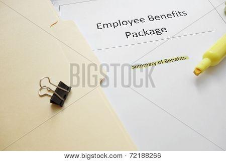 Benefits Docs