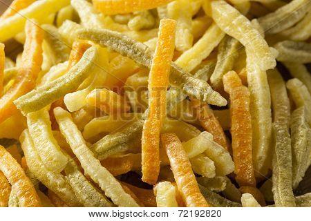 Organic Baked Veggie Straws