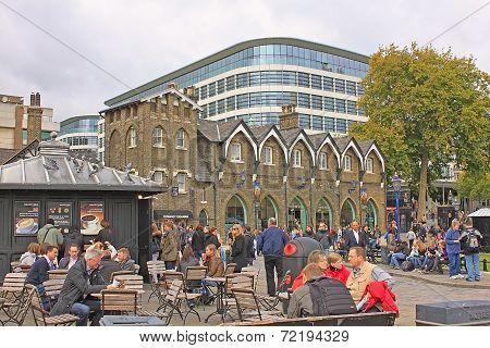 London - Circa October 2011:
