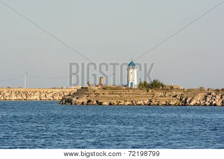 The Old Genovese Lighthouse