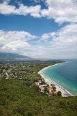 foto of macedonia  - View from Platamonas  - JPG