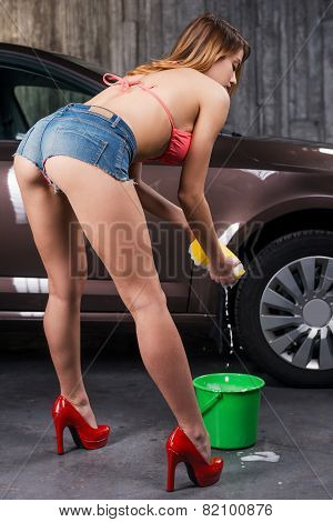 Making Your Car Clean.