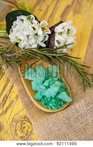 Sea Salt Spa