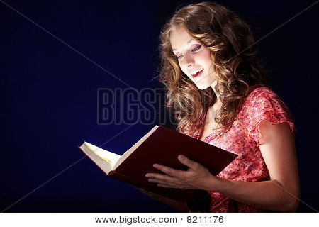 Reading Magic Book