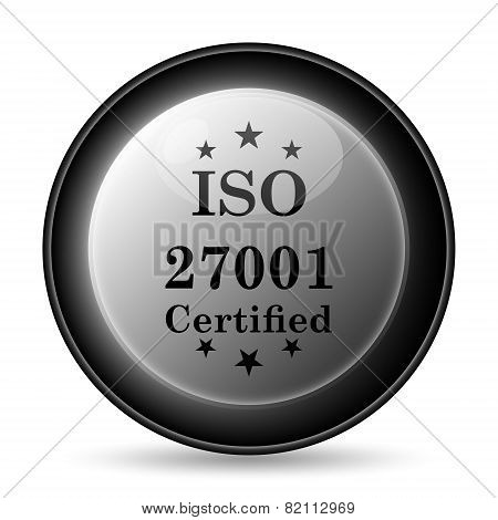 Iso 27001 Icon