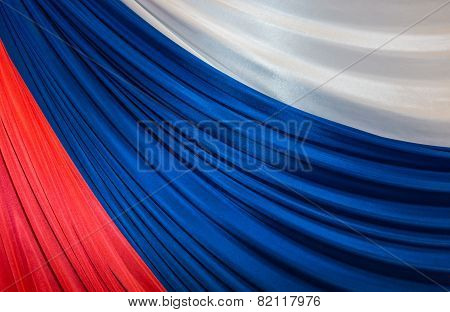 tricolor of Russian Federation