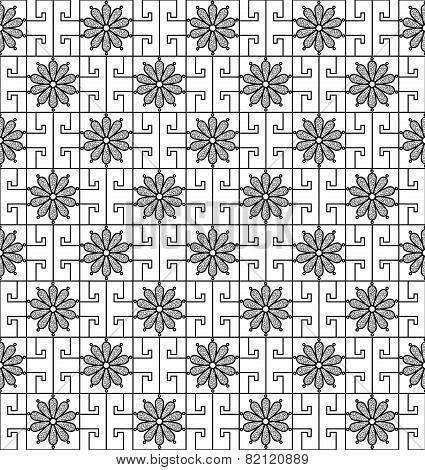 Blossom vector pattern