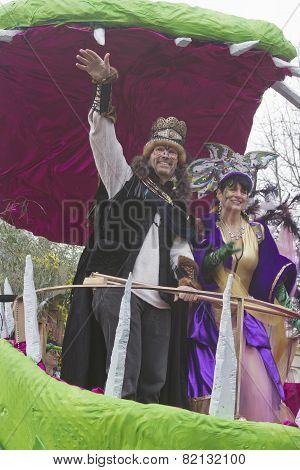 Mardi Gras Misrulers