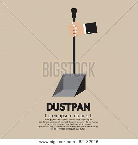 Dustpan.