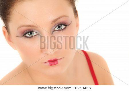 Teenage Asian Girl