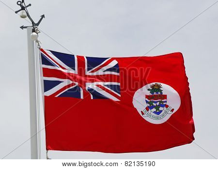 Civil Ensign of the Cayman Islands or Maritime Flag of the Cayman Islands