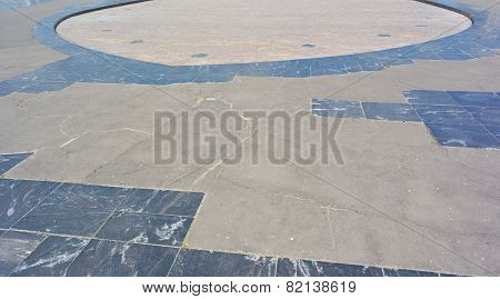 Flagstone Pavement