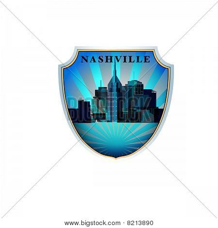 Nashville TN shield