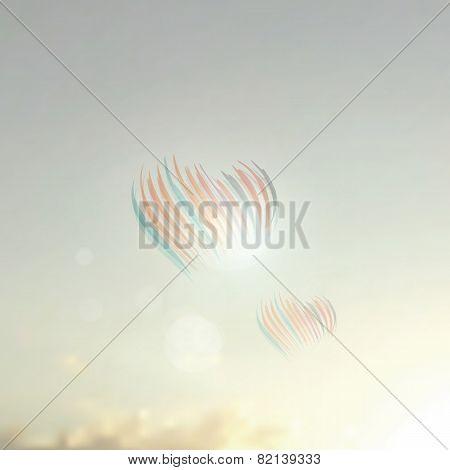 Blurred Sky Background