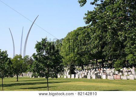Air Force Memorial, Washington D.c.