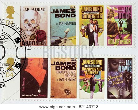 Bond Books