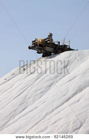Marine Salt Production