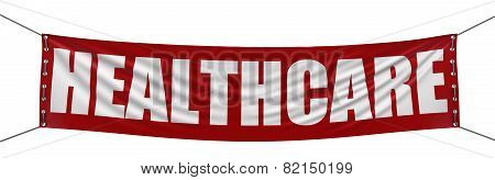 healthcare Banner (clipping path included)