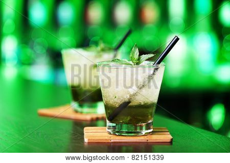 Cocktails Collection - Mint Julep