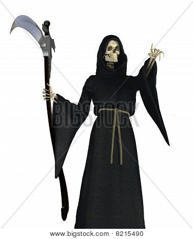Grim Reaper Pointing