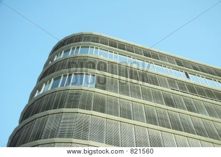 modern office building 02