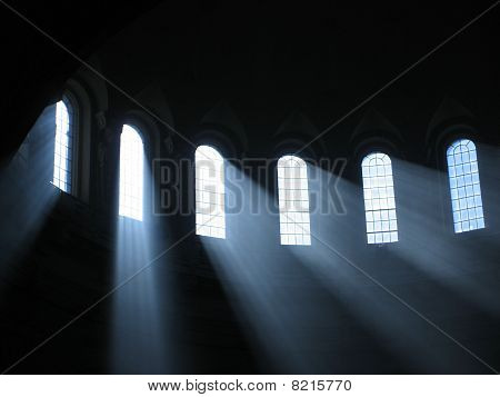 A light from above